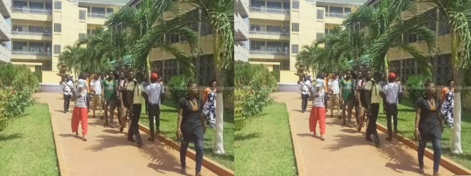 Accra Technical University Records First Covid 19 Case Ghanawish Radio