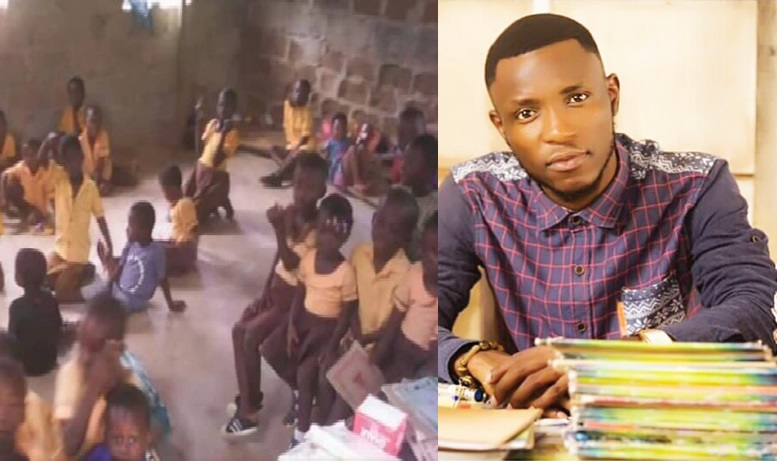 Teacher Kwadwo